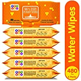 Bey Bee Paraben Free Baby Water Wipes for New Born Babies, 80 Wipes (Pack of 6)