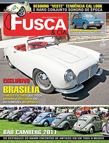 Fusca & Cia. 75 (Portuguese Edition) por On Line Editora
