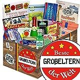 Beste Großeltern + DDR Spezialitäten-Set + Großeltern Geschenk