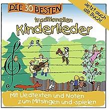 Die 30 besten traditionellen Kinderlieder - mit Liedtexten und Noten