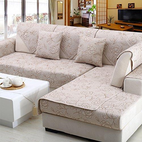 New day®-cuscini del divano pastorali non stuoia - scivolare alla moda alta - divano grado cuscini , 90*90cm