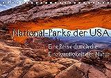 National-Parks der USA (Tischkalender 2018 DIN A5 quer): Eine Reise durch die Einzigartigkeit der National-Parks der USA. Eine Auswahl von 12 ... ... [Kalender] [Apr 01, 2017] Klinder, Thomas