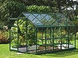 Vitavia Gewächshaus Glas Venus 6200 ESG 3mm