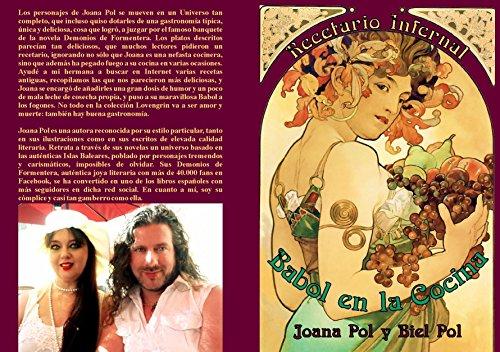 Babol en la Cocina. Recetario Infernal.: Colección LOVENGRIN por Joana Pol