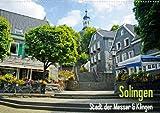 Stadt der Messer & Klingen: Solingen (Wandkalender 2013 DIN A2 quer): An der Wupper (Monatskalender, 14 Seiten)