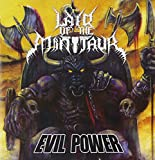 Songtexte von Lair of the Minotaur - Evil Power