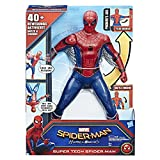 Hasbro Spider-Man B9691100 - Titan Hero Super Tech Spider-Man 15 Zoll, Actionfigur