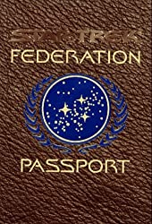 Star Trek Federation Passport: A Mini Travel Guide & Star Trek Passport by J.M. Dillard (1996-06-01)