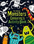 Monsters Colouring and Activity Book...