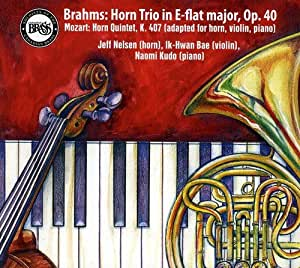 Horn Trio in E Flat Major