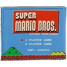 Nintendo Geldbörse 1985 Supermario Landschaft