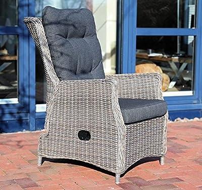 Relaxsessel Casa mit Auflage von Destiny auf Gartenmöbel von Du und Dein Garten