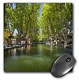 3drose Pool, Les Bassin de Letang, cucuron, Frankreich–EU09bjn0762Maus Pad, 20,3x 20,3cm (MP _ 136424_ 1)