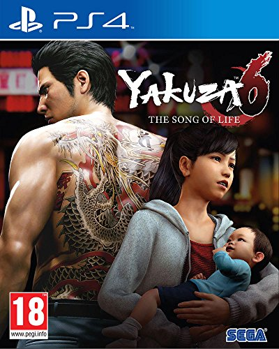 Yakuza 6: The Song of Life - Essence of Art Edition - PlayStation 4 [Edizione: Francia]