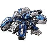 MU Modèle de métal 3D Starcraft Siege Mode Edition Tank DIY Puzzle Assemble Kits Jouets YM-N025 - 9 pièces