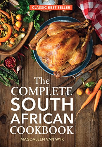 The Complete South African Cookbook (English Edition) -