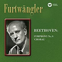 Beethoven: Symphony No.9 by Wilhelm Furtwangler
