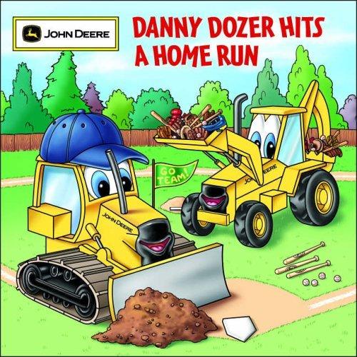 Danny Dozer Hits a Home Run (John Deere Books for Kids) by Dena Neusner (2006-04-04)