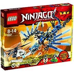 LEGO Ninjago - Lucha contra el Dragón del Rayo - 2521