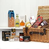 The Windsor Gourmet Hamper - Gift ideas for - Black Friday,Cyber Monday, Christmas,Fathers Day,Valentines,Presents,Men,Him,Dad,Her,Mum,Thankyou,Wedding,Anniversary,Engagement,18th,21st,30th,40th,50th,60th,70th,80th,90th,Birthday,Gifts