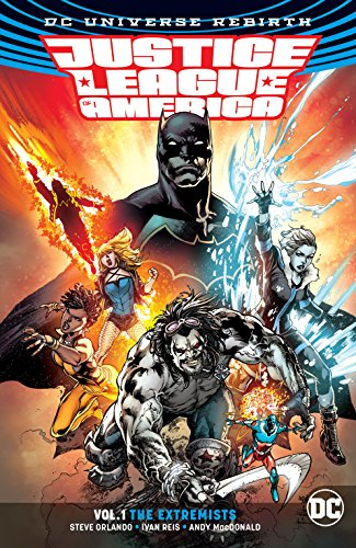 Justice League of America (2017-) Vol. 1: The -