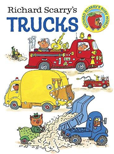 Richard Scarry's Trucks di Richard Scarry