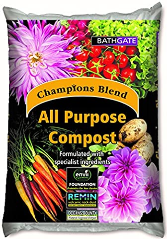 Bathgate Champions Blend (50L) – Premium, Multipurpose Compost Protects Plants & Provides Vital