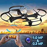 deAO FX131 2.4G 4CH Middle Size RC UFO FX VIDEO Drone with 0.3MP Camera RC Quadcopter Kit