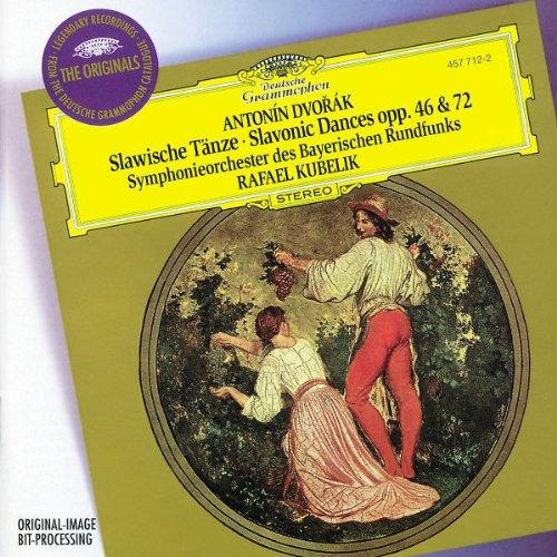 DVORAK - Danses slaves op. 46 et op. 72