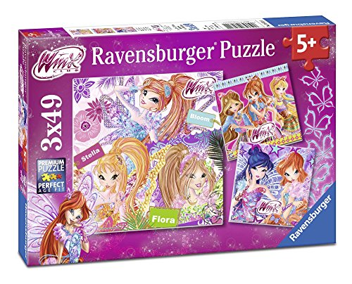Ravensburger Italy- Puzzle Winx, 08031 1