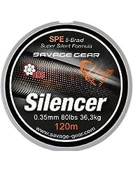 Savage Gear HD8Silenciador trenzado