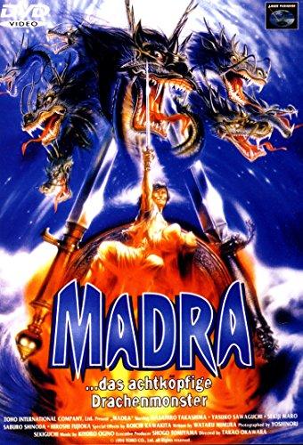 GODZILLA - Madra ...das achtköpfige Drachenmonster