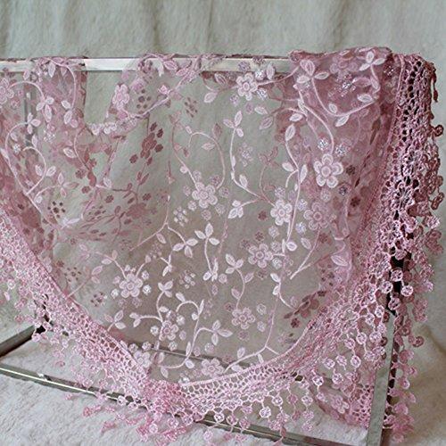 Bluelans - Echarpe - Garçon Rose