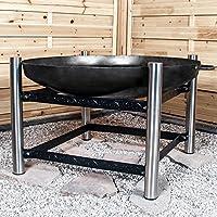 suchergebnis auf f r feuerschale edelstahl 60 cm garten. Black Bedroom Furniture Sets. Home Design Ideas