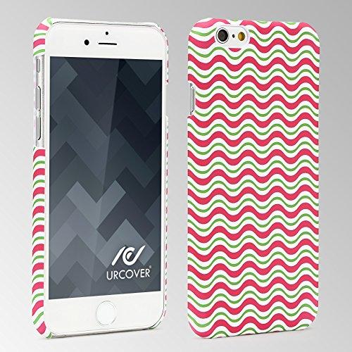 Urcover® Apple iPhone 6 / 6s Trend Edition Back-Case Handy Schutz-Hülle PC im Mandala Design Cover Schale Smartphone Zubehör Handyschutz Muster 13