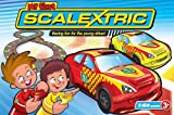 Micro Scalextric G1075 My First Scalextric Set 1 1:64 Scale Race Set