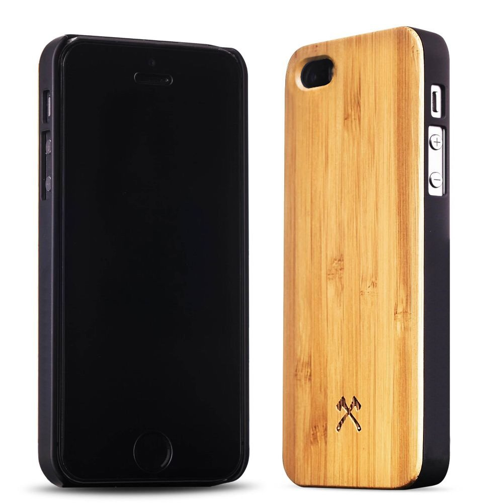 Woodcessories ecocase claude   iphone 6, 6s hülle: amazon.de ...