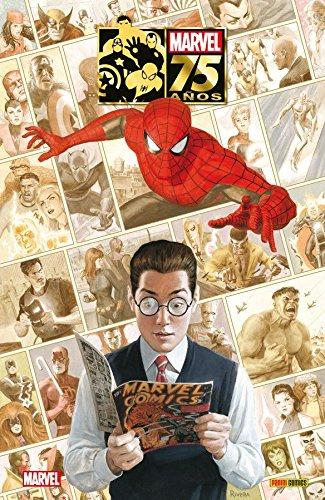En 1939, la publicación de Marvel Comics #1 USA por parte de Timely Comics lanzó el mayor cosmos de ficción jamás creado... ¡El Universo Marvel!
