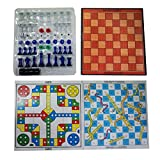 #7: Muren 13 In 1 Magnetic Family Board Game
