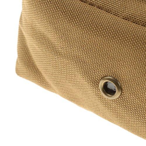 Generic Taktische Molle Zubehörtasche Militärische Stil Hüfttasche / Gürteltasche Tan
