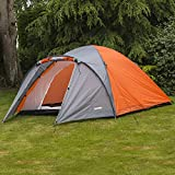 Adtrek Orange Double Skin Dome 4 Man Berth - Best Reviews Guide