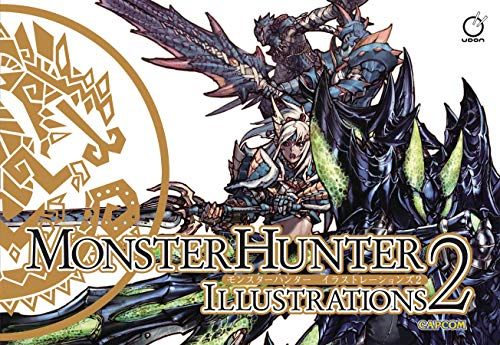 Monster Hunter Illustrations 2 por Capcom