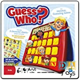 Enlarge toy image: Hasbro Guess Who? Game - school time children learning and fun