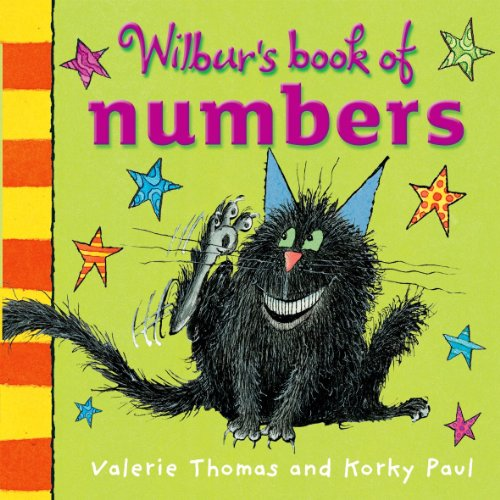 Wilbur's book of numbers.