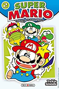 Super Mario - Manga Adventures Edition simple Tome 2