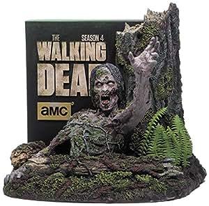 The Walking Dead - L'intégrale de la saison 4 [Édition ultime limitée Blu-ray + Buste zombie]