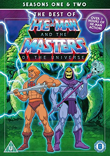 He-Man And The Masters Of The Universe: Series 1 And 2 [Edizione: Regno Unito]