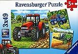 Ravensburger 09388 - Große Landmaschinen