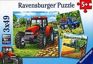 Ravensburger - Puzzle Infantil  (3X49 Piezas)
