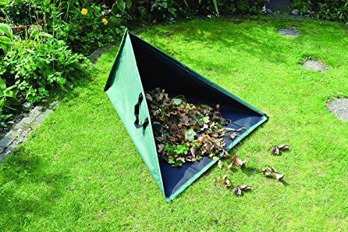 Aussparung Sammlung (Spear & Jackson Leaf sammeln Matte–grün)